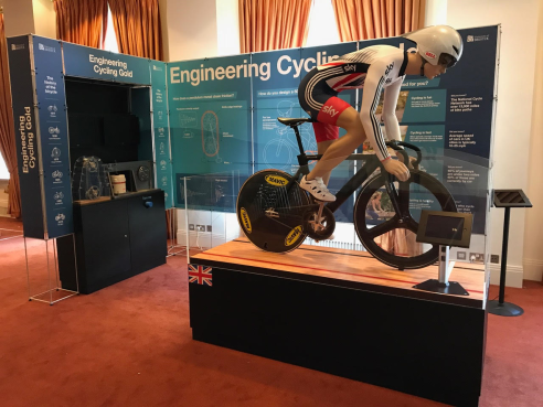 Cycling Exhibit